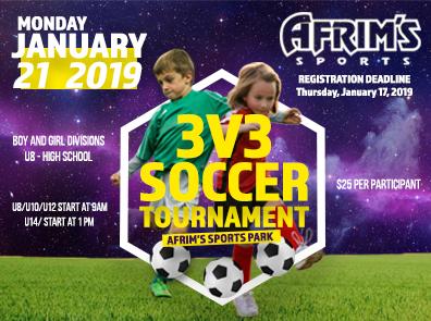Afrim's Sports Park 3v3 Tournament